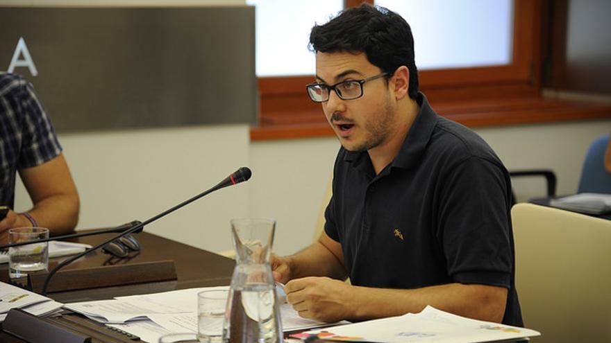 Enrique Hernández Consejo Juventud Extremadura