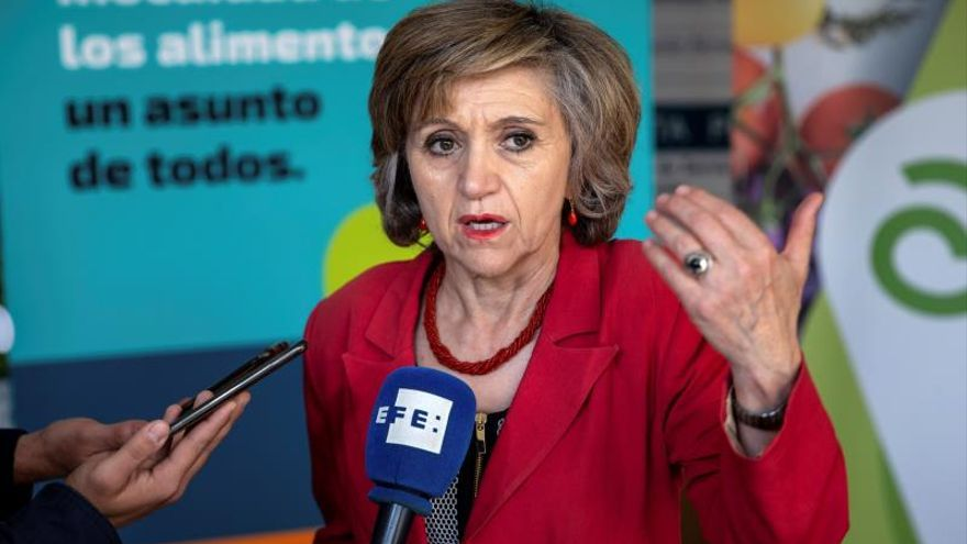 """Carcedo defiende que el uso del preservativo es un asunto de """"salud pública"""""""