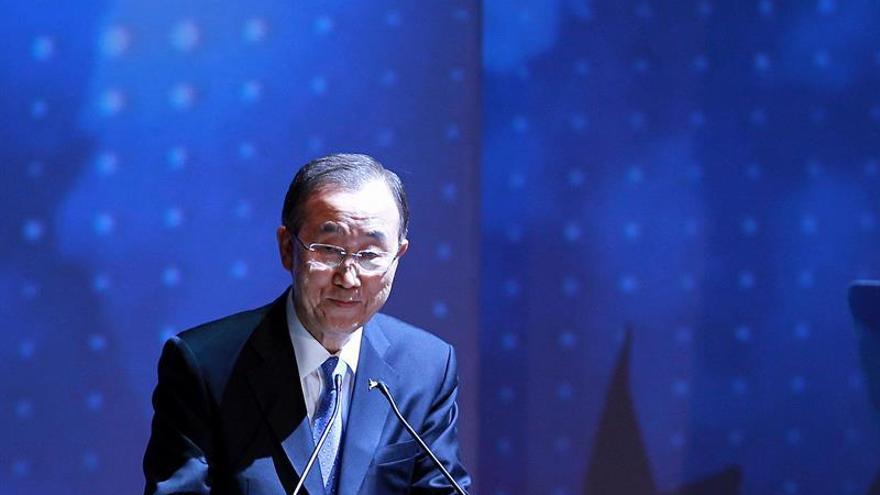 """Ban Ki-moon pide """"acciones adecuadas"""" por el nuevo ensayo nuclear norcoreano"""