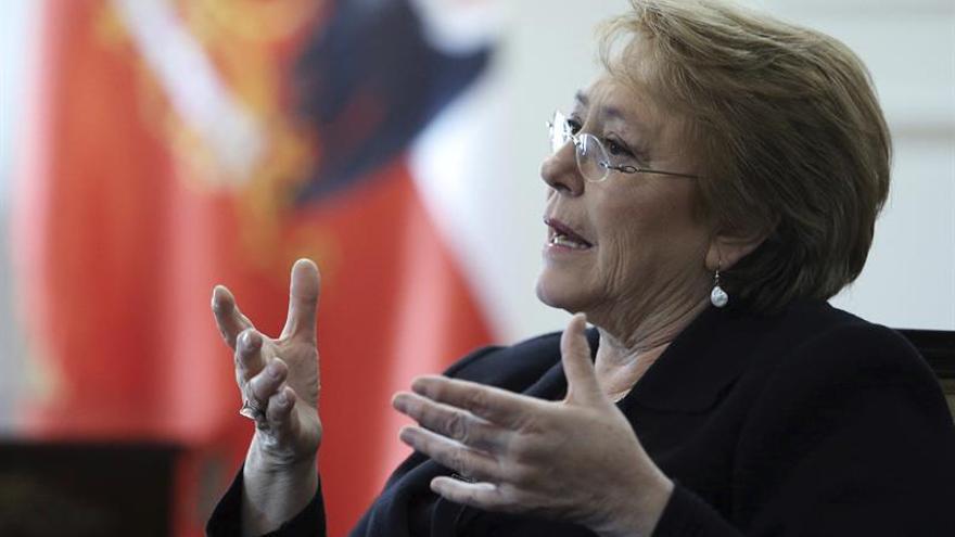 Bachelet: Espero que EEUU apoye a los organismos que dan estabilidad al mundo