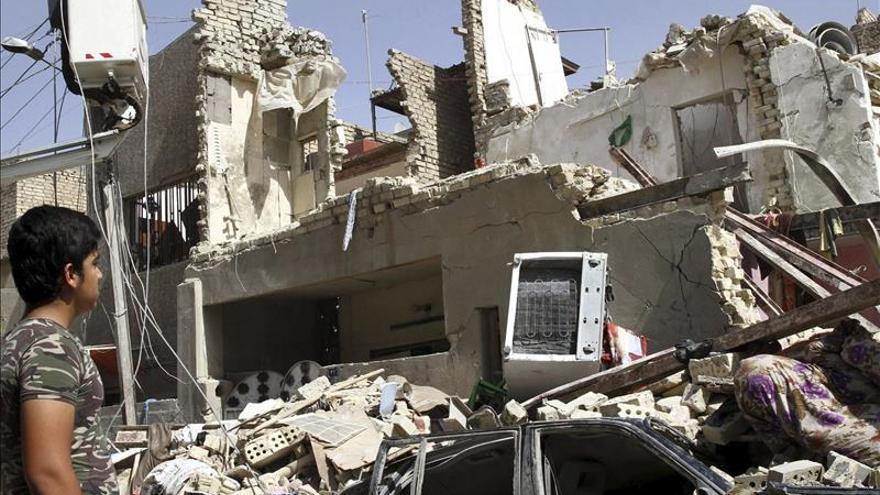 Más de 40 muertos en ataques, bombardeos y choques en el oeste de Irak