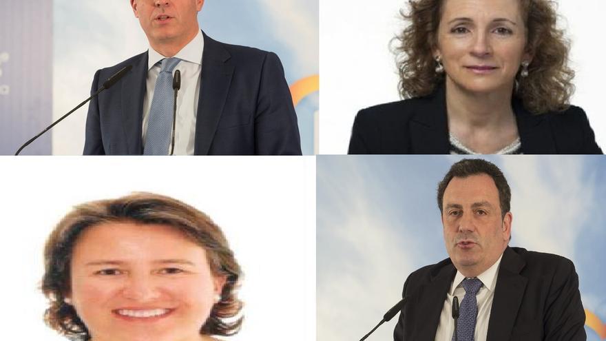 En Cantabria, con el 99,81% escrutado, el PP consigue tres senadores y el PSOE uno