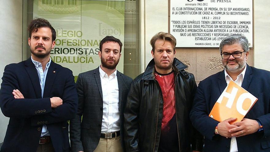 Los autores argentinos de la conferencia protestaron ante la APC.