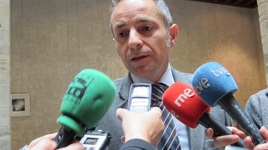"""Gobierno navarro muestra su """"confianza en la honradez"""" de alcalde Pamplona y le desea """"éxito"""" en proceso judicial de CAN"""