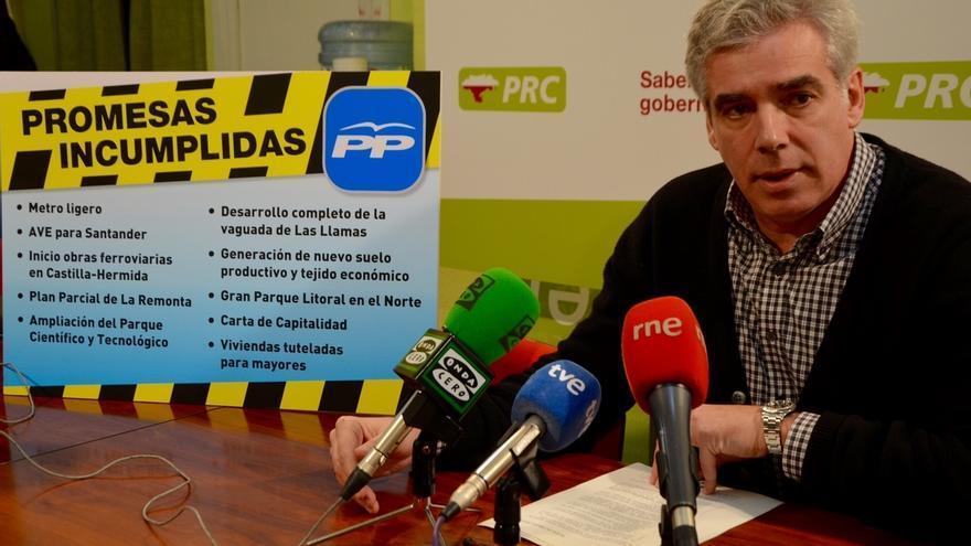 """Fuentes-Pila critica que el alcalde ha fracasado """"en todos los grandes retos"""""""