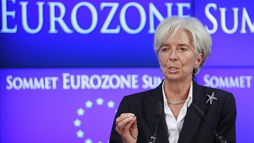 El FMI visitará la semana próxima Madrid para una revisión del programa bancario