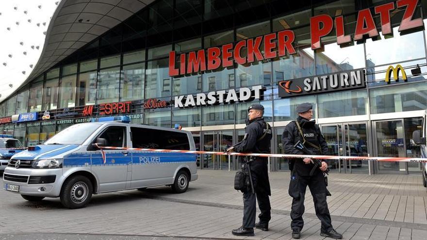 La Policía alemana mantiene detenido a un sospechoso por presunta trama terrorista