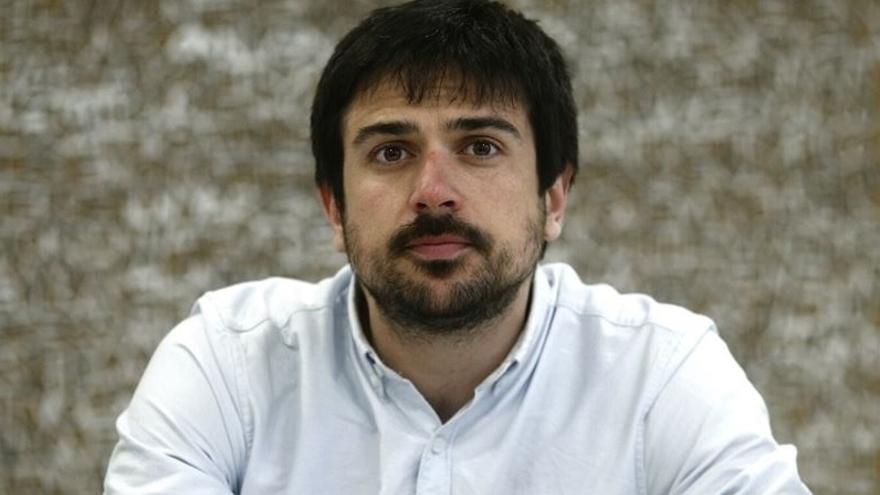 Espinar quiere que Errejón sea el número tres por Madrid y cree que no van a ceder ante IU
