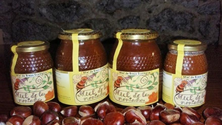 La empresa cántabra 'Brezomiel', premiada en Italia en un concurso internacional de mieles ecológicas