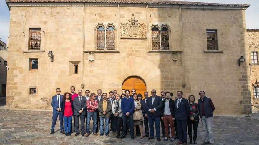 Grupos accion local Liberbank Extremadura