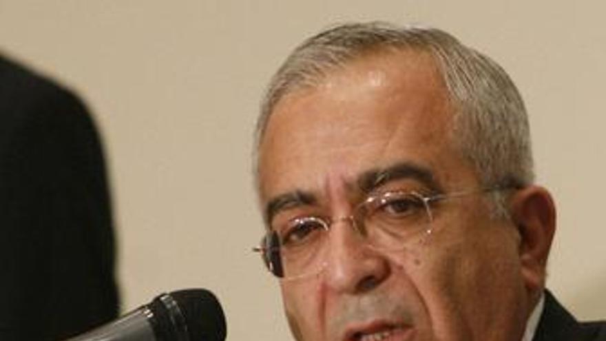 Ex primer ministro de Palestina, Salam Fayyad