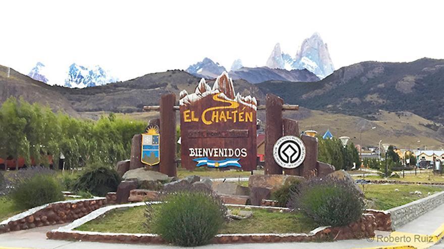 Trekking en El Chaltén, Argentina