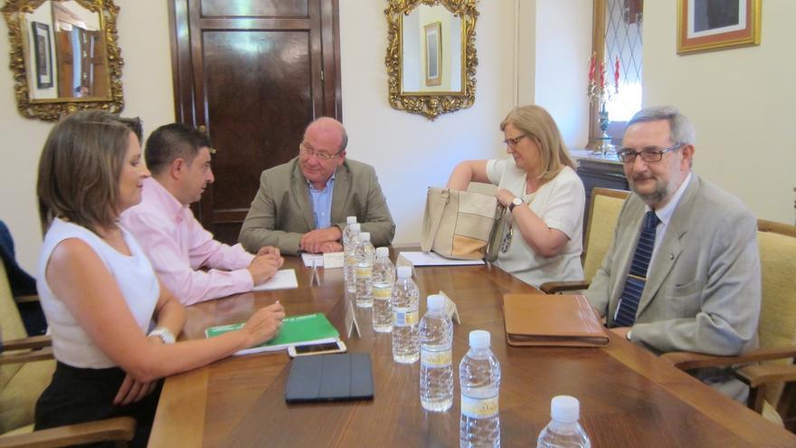 Acuerdo a cuatro bandas para desbloquear la apertura del Museo Íbero y abrir sus puertas antes de fin de año