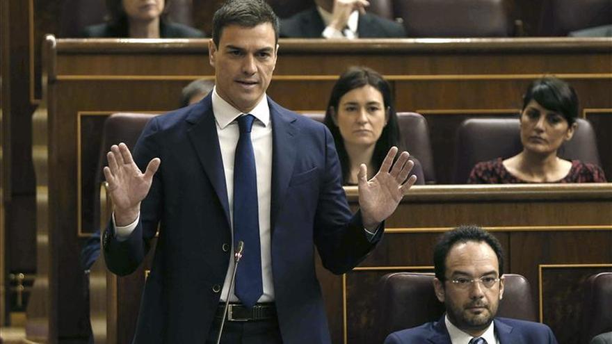 El PSOE acusa al Gobierno de interferir en los nombramientos de la Audiencia Nacional