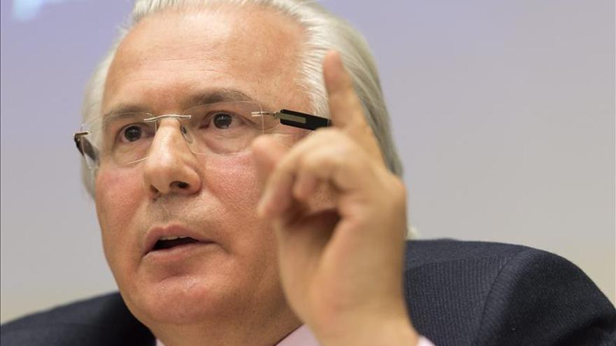 El exjuez Garzón hablará en Puerto Rico sobre libertad de expresión e internet
