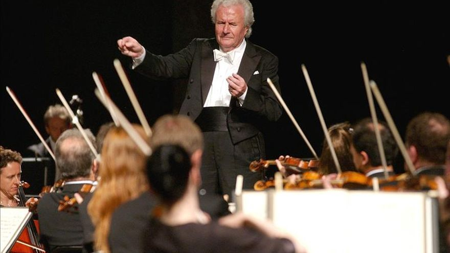 La London Symphony Orchestra homenajeará a Colin Davis en el Ciclo Ibermúsica