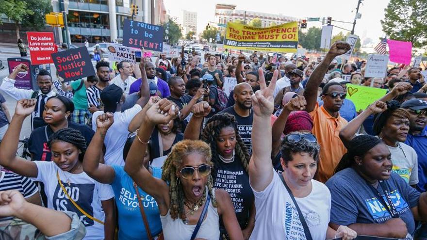 La Conferencia Episcopal de EE.UU. crea un comité contra el racismo tras Charlottesville