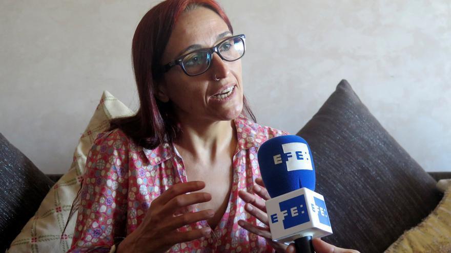 """Helena Maleno, preocupada por la deriva de la Ruta Canaria: """"Hay que tener muchísimo cuidado, tenemos el ejemplo de Libia"""""""
