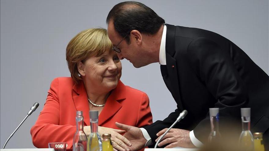 Merkel abre la puerta a que la UE recorte más agresivamente sus emisiones