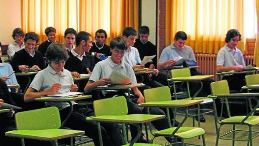 Colegios del Opues Dei segregados por sexo en Murcia se benefician de las subvenciones avaladas por el TC