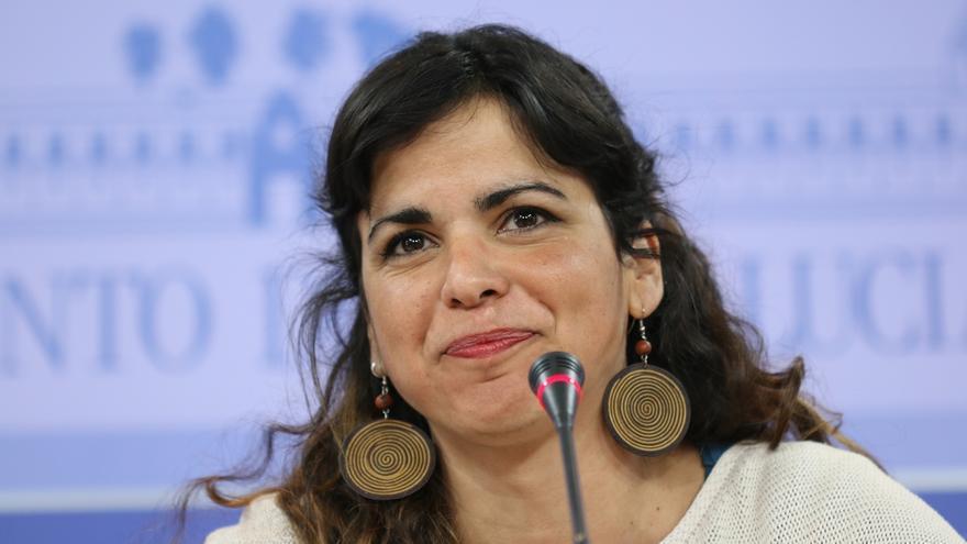 """Teresa Rodríguez (Podemos) llama """"al compromiso de toda la sociedad"""" con el pueblo gitano"""