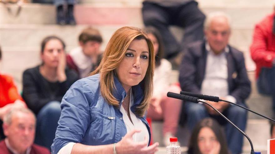 Díaz acusa a Iglesias de comportarse como un trilero y ve la moción una trampa
