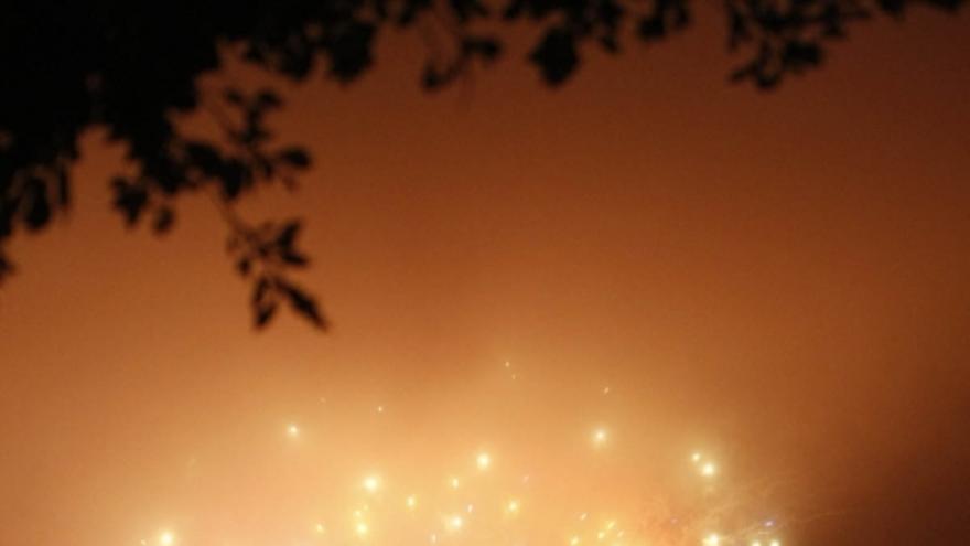 De los fuegos de San Lorenzo #1