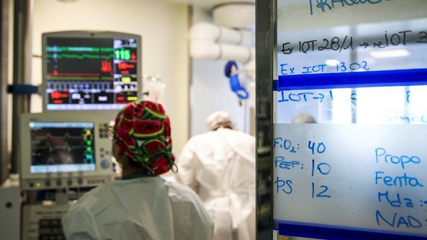 Euskadi apunta ya una mejoría en la cuarta ola de la pandemia