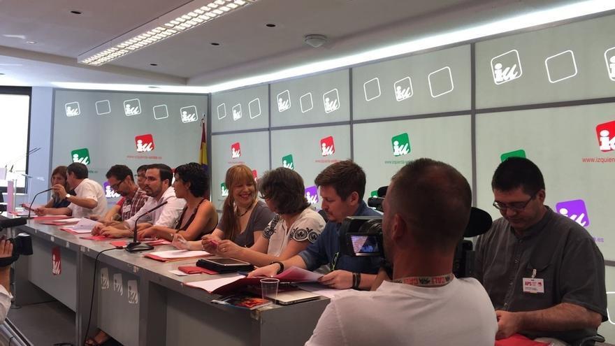 El 81,2% de los miembros de la dirección de IU ratifica a Alberto Garzón como nuevo coordinador federal del partido