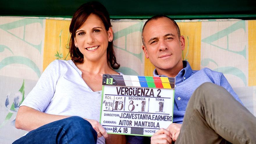 """Movistar+ graba la 2ª temporada de Vergüenza con estos fichajes y """"más bochorno"""" para todos"""