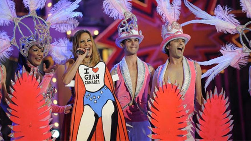 Gran día para La 2 con Obregón a lo Drag Queen y los 15 años de 'Saber y Ganar'