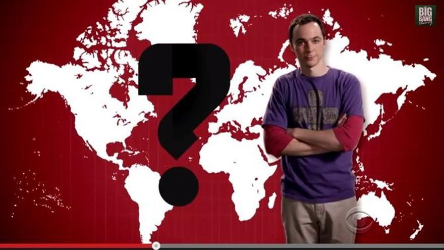 Primera promo de la nueva temporada de 'Big Bang Theory': ¿Dónde está Sheldon?
