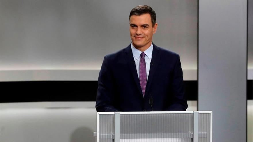 """Sánchez pide el voto al PSOE para formar un Gobierno """"fuerte y estable"""""""