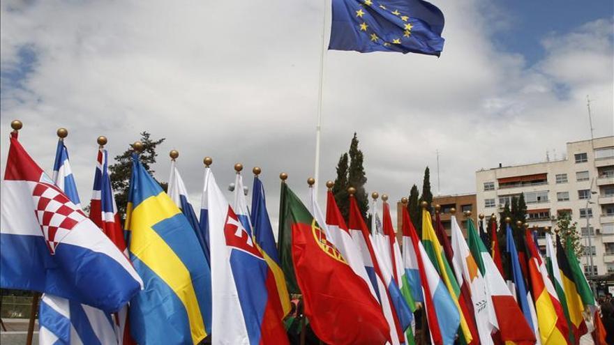 España defiende el proyecto europeo en la conmemoración del Día de Europa