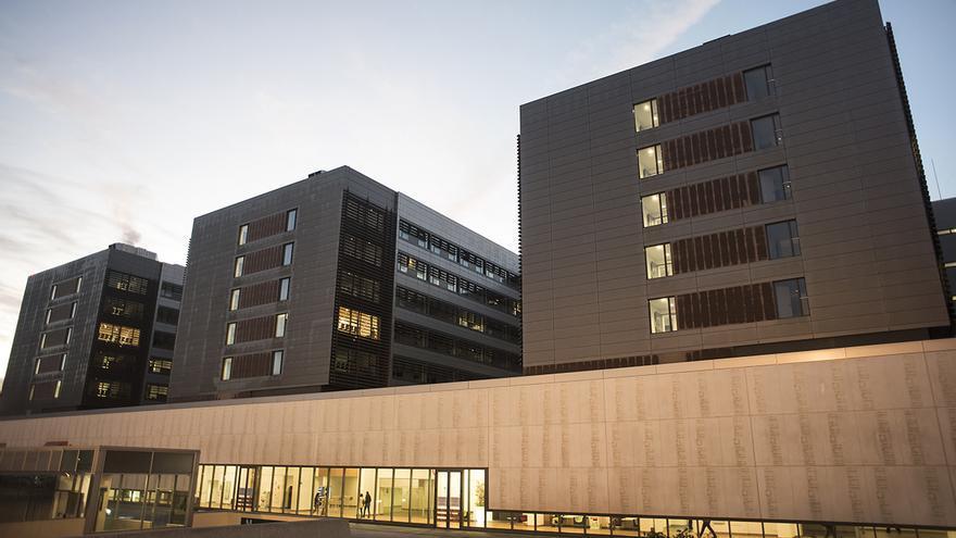 Hospital Universitario Marqués de Valdecilla en Santander. | JOAQUÍN GÓMEZ SASTRE