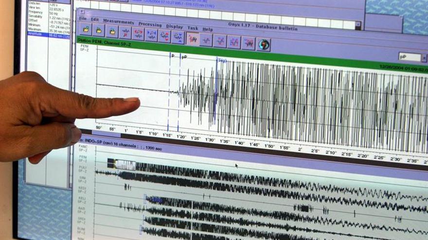 Un sismo de magnitud 4,1 se siente en el sur peruano