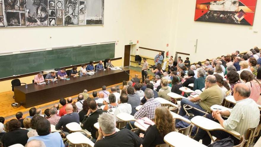 Acto organizado por Marea.gal