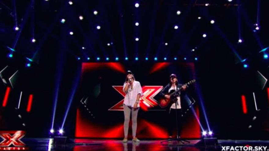 Las dos españolas que han enamorado al Factor X italiano