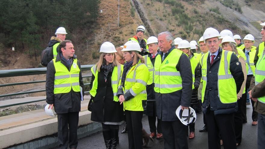 """El Gobierno vasco estará """"vigilante"""" para que el TAV esté finalizado en 2019"""