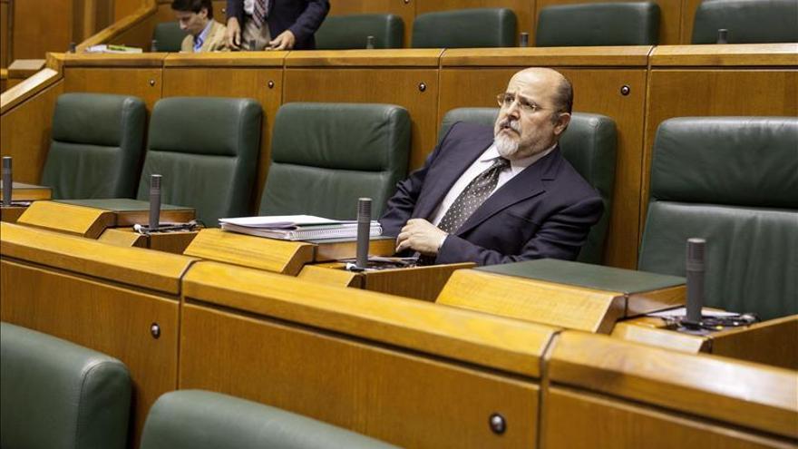 TSJPV admite a trámite la denuncia contra el parlamentario del PSE Txarli Prieto