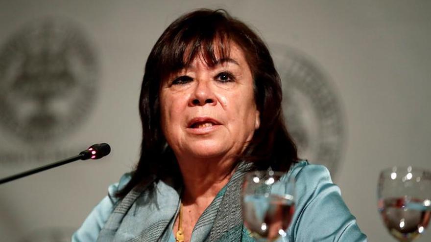 Narbona pide a Puigdemont que vuelva y asuma sus responsabilidades judiciales