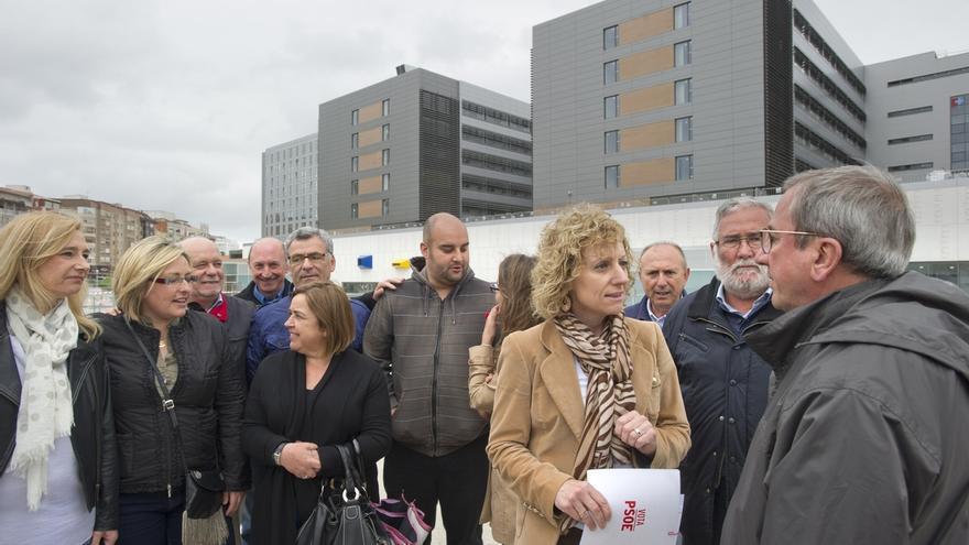 """Díaz Tezanos no permitirá que la sanidad pública de Cantabria """"se convierta en un negocio"""""""