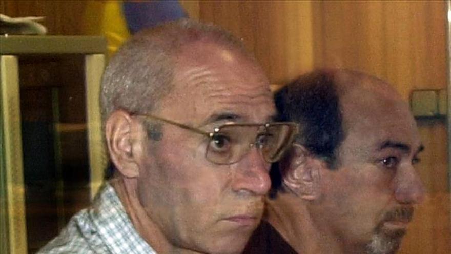 El Supremo anula la reducción de pena por acumulación de condenas al etarra Caride Simón