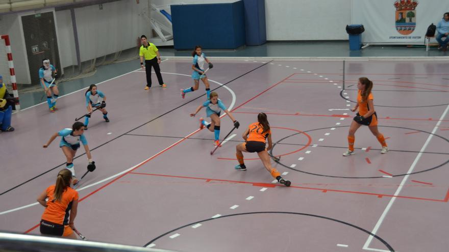 Hockey sala, una especialidad con una buena salud en Amdalucía