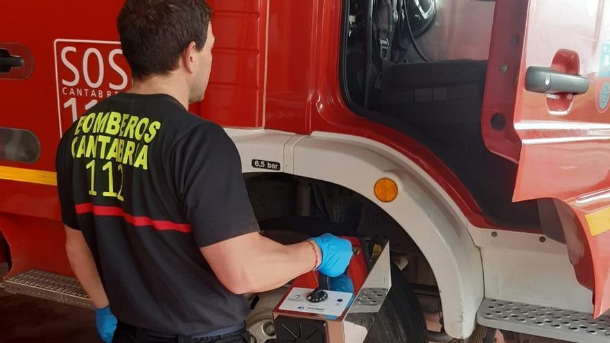 Las sedes del 112 serán puntos de desinfección de las ambulancias del 061