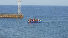 Llegan 71 inmigrantes, entre ellas 20 menores, a la isla de Alborán
