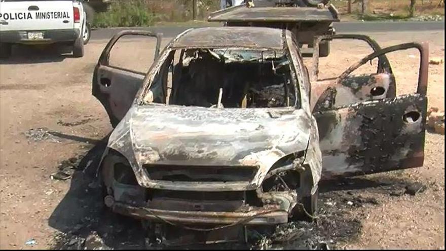 Localizan en el estado mexicano de Guerrero tres cuerpos decapitados e incinerados