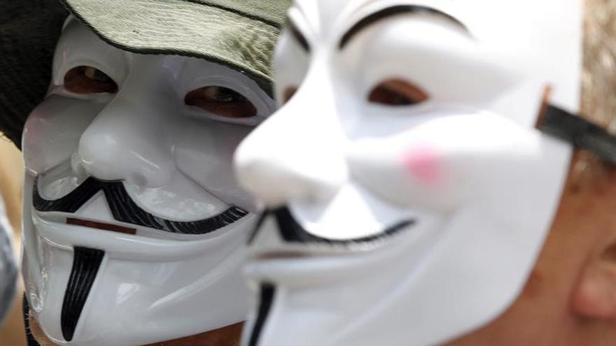Arranca en Gijón el juicio contra la cúpula española de Anonymous