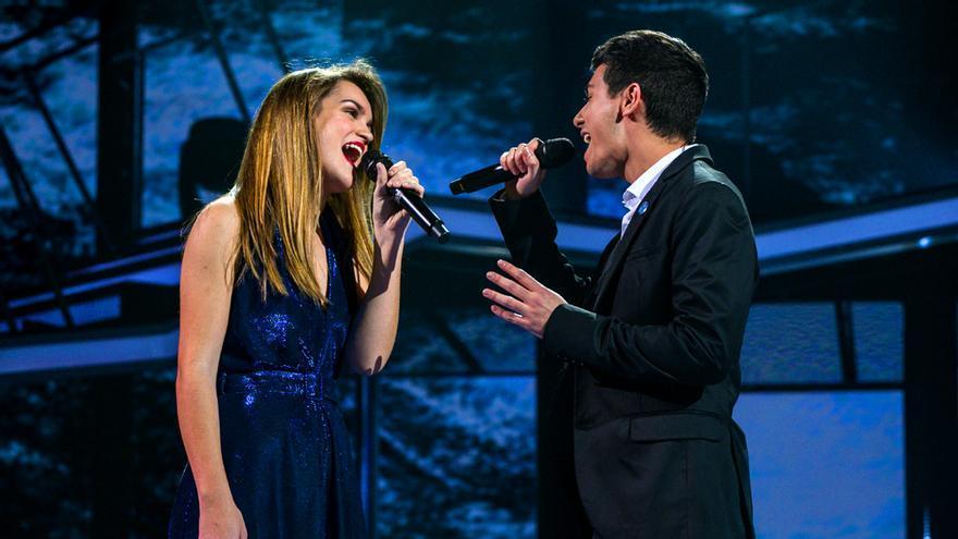 Amaia y Alfred interpretan Tu canción en OT