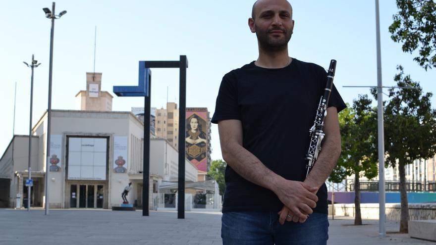 Mohamed Najem, en Málaga | N.C.